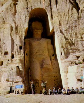 Fate of Bamiyan Buddha statues hangs in balance