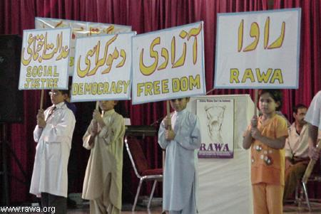 function of RAWA orphans
