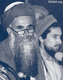 Sayyaf and Massoud