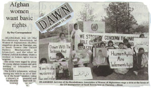 Clipping of The Dawn, Dec.11,1998