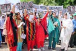 RAWA demo in Islamabad
