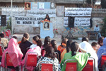 Women's Day event in RAWA school