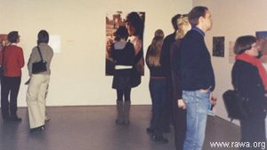 RAWA photo exhibit in Finland