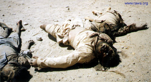 Victims of Taliban