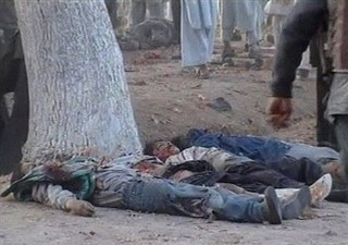 Many scool children were killed in a blast on November 6, 2007 in Baghlan