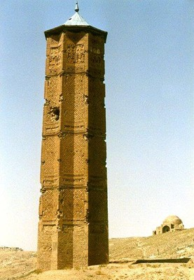Towers of Victory in Ghazni