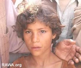Her father, mother and sister were killed