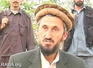 Malom Zafar Shah, criminal warlord