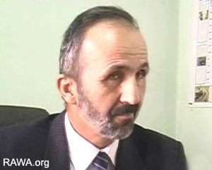 Head of the human rights office in Kundoz