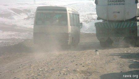 Kabul-Jalalabad Highway, click for more photos