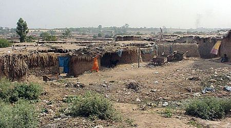 campo Kacha Abadi a Rawalpindi