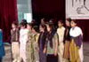 Children singing patriotic songs