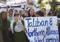 La Mariam ha d'amagar el seu activisme sota un burca