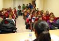 Nutrida asistencia a la charla de RAWA sobre Afganistán