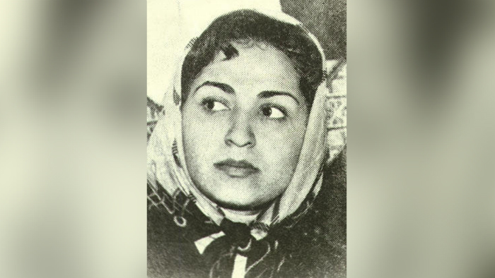 Meena, founder of RAWA