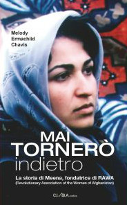 Cover of Meena's book in Italian republished