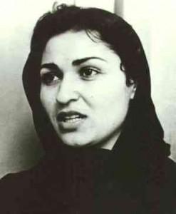 Meena leader of RAWA