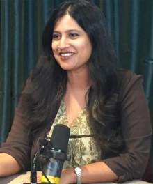 Sonali Kolhatkar message for Meena for martyrdom anniversary