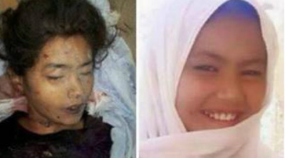 Tabasum slaughtered by Taliban
