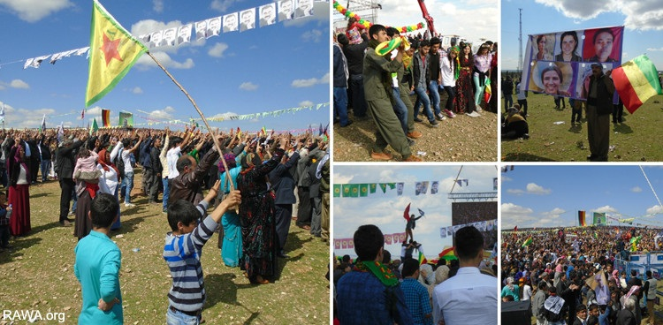 Nawroz celebrations held in Suruç