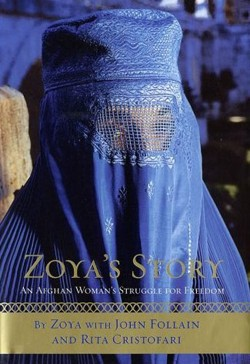 Zoya's Story, book title