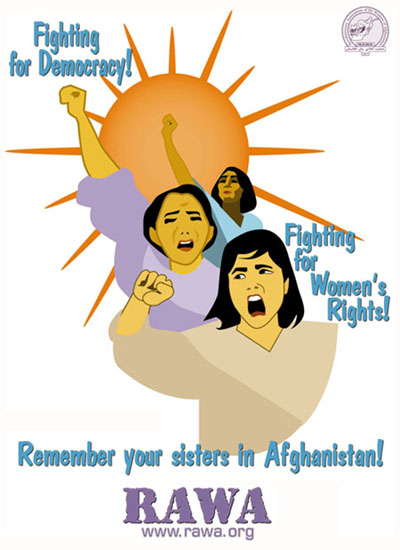 Remember your sisters in Afghanistan - rawa.org