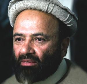 Abdul Hadi Arghandiwal, former Minister of Economy