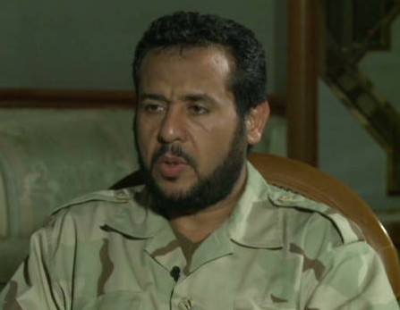 Abdul Hakeem Belhaj, one of the top commanders in the Libyan revolt against Gaddhafi, has been linked to Islamic fundamentalists in Afghanistan