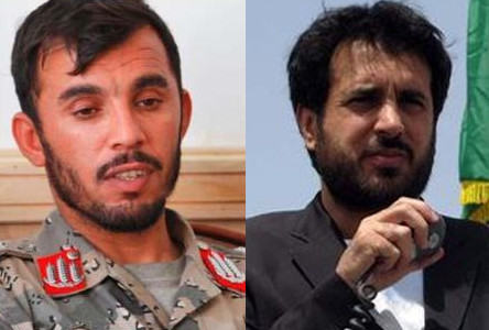 Abdul Raziq and Assadullah Khalid are known for committing crimes and still supported by the US