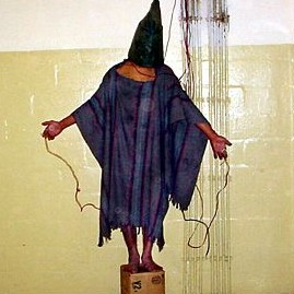 US war crimes in Abu Ghraib