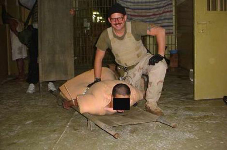 Abu Ghraib victim in Iraq
