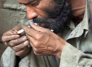 Drugs addicts