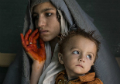 The orphaned babies left behind in the hell of Helmand: Shocking fate of motherless infants who face starvation as Afghan civilian deaths rise by a QUARTER