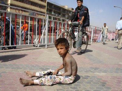 Afghan orphan