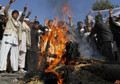 Afghans protest boy's killing by U.S. forces