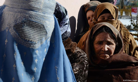 Afghan widows