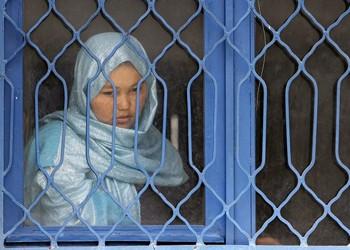 Women prison in Kabul