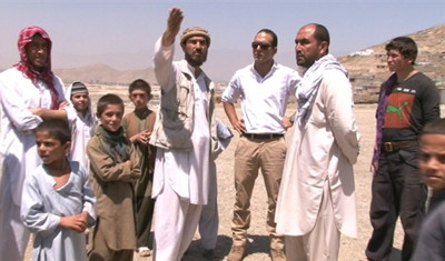 Afghans complain about Karzai