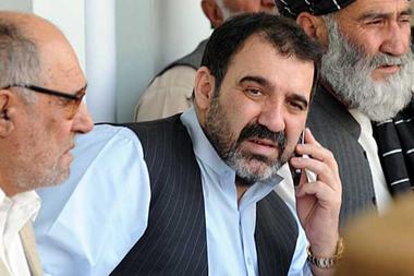 Ahmad Wali Karzai, Hamid Karzai's corrupt brother