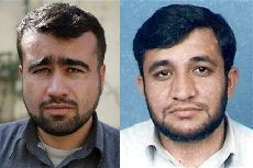 Hamidullah Mohammad Shah and Qais Azimi