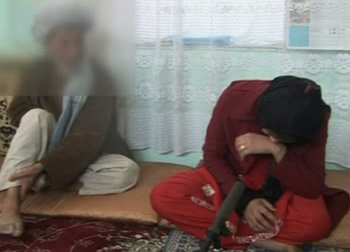 Anisa, gang-rape victim in Afghanistan