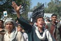 Thousands protest killing of Afghan civilians by Taliban