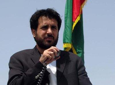 Asadullah Khalid accused of torturing Afghans