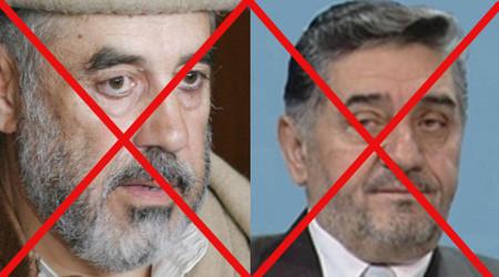 Assadullah Sarwari and General Taqat criminals and killers