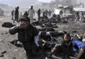 Afghanistan mosque suicide bomb attack kills at least 37