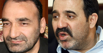 Atta Mohammad Noor and Ahmad Wali Karzai are both very corrupt governors of Afghanistan