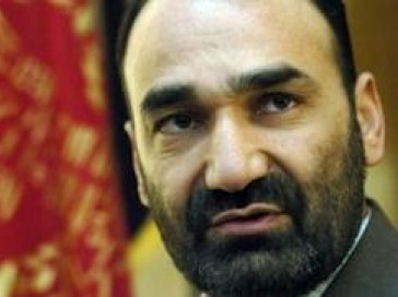 Atta Mohammad Noor governor of Balkh province accused of human rights violations by Human Rights Watch