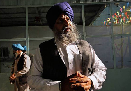 Decades of war, instability and intolerance in Afghanistan have fueled waves of Sikh emigration, reducing the community to just 372 families nationwide