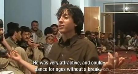 Bacha bazi Afghan dancing boys