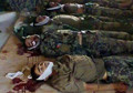 Afghanistan: 30 Afghan soldiers killed and beheaded as Taliban storm army posts